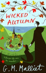 G.M. Malliet's WICKED AUTUMN