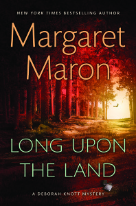 LONG UPON THE LAND cover