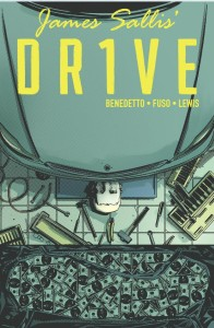 Drive Graphic Novel Website Cover