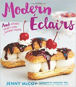 Modern Eclairs, by Jenny McCoy